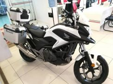 Honda nc750x - september promosi