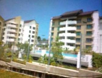 Airport Revenue Apartment 3 at Miri
