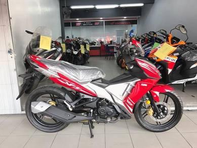 SYM VF3i 185 (ready stock) promotion mega sales