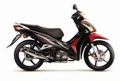 New Honda Wave 125i 2018 Promosi 15 Free Gifts