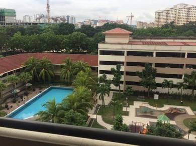 Bayu tasik 2 condominium , bandar sri permaisuri below market value!