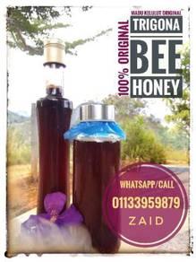 MADU KELULUT ORI(Stingless Trigona Honey)