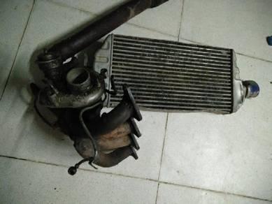 Turbo diesel skali dgn intercooler