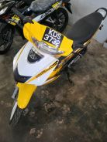 Modenas Dinamik 120cc - Secondhand