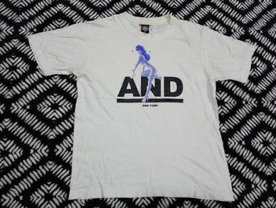 Andsuns t shirt fits to size m