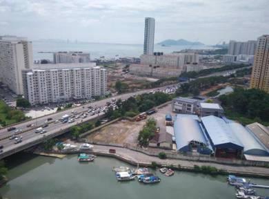 Penang Sandilands , Bridge and sea view