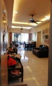 Taman Sri Kuching Apartment
