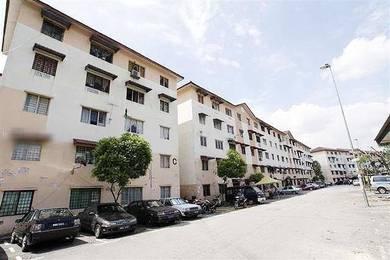 Idaman Apartment, Damansara Damai, Tingkat 3, Renovated