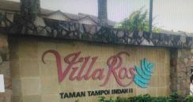 Villa Ros, Tampoi Indah belakang KIP Mart & near Paradigm Mall