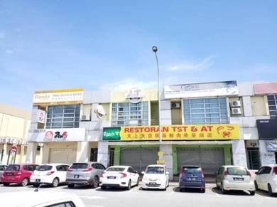 Bukit Tinggi Klang 2storey shop [L/A 22x75 sf Freehold ]