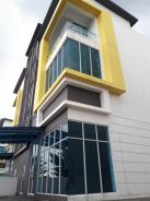 Sale: semi-detached factory industri desa aman