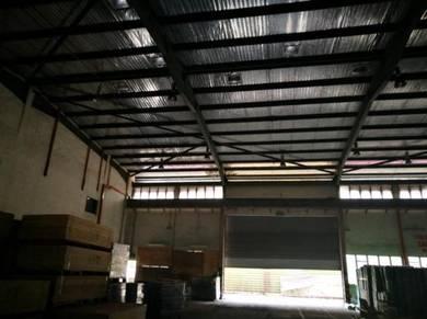 Bungalow Factory For Rent In Taman Perusahaan Batu Caves