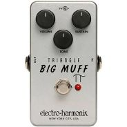 Electro-Harmonix Triangle Big Muff Reissued Fuzz