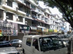 Kuchai Entrepreneurs Park Shop Apartment Kuchai Lama for Sale