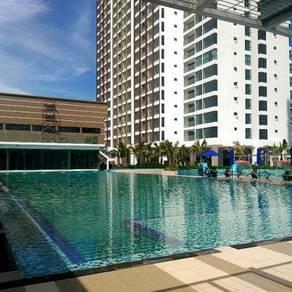 Silk Sky Residence Balakong Seri Kembangan CORNER/FURNISHED Full Loan
