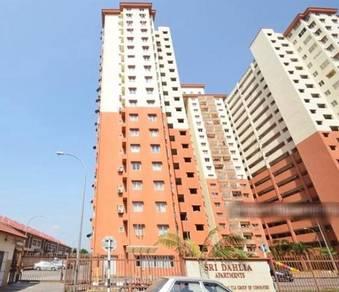 Sri Dahlia Apartment, Sepakat Indah 2, Kajang, Freehold