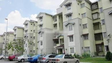 Apartment Kasuarina, Bandar Botanic, Klang, Tingkat 3, Renovated