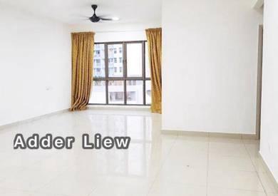 Skycube Residence 1230sqft 2 Car Park 3Room2Bathroom Near Bukit Jambul