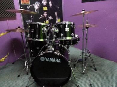 Yamaha Gig Maker & ZHT Pro4 Cymbals