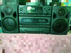 Radio mini compo panasonic RX-DT670