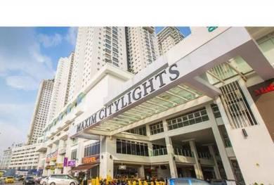 Maxim Citylight Sentul , Skyawani , Panorama , KLCC , Batu Caves