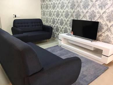 {FULLY FURNISHED & POOL VIEW} Tamarind Suites Cyberjaya