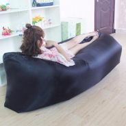 PROM0 inflatable Camping Beach Bed Lazy Bed