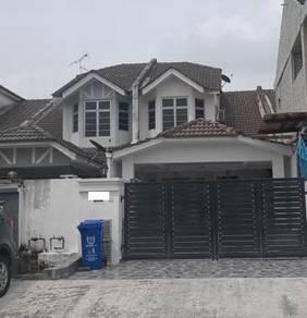 CHEAP! Terrace 2 storey at Seksyen 8, Shah Alam 1500sqft