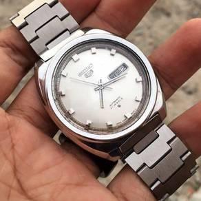 Jam Tangan Vintage Seiko 5 Automatic 6319