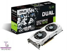 ASUS GeForce® GTX 1070 Dual OC edition 8GB