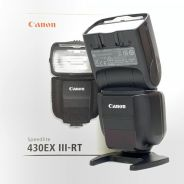 Canon 430EX III-RT Speedlite Flash 99% New