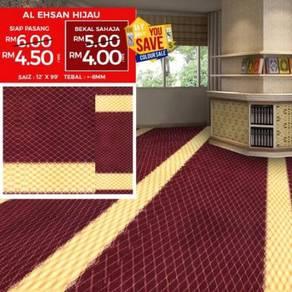Al haramain karpet masjid
