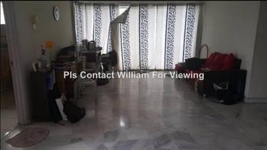 Wangsa Maju Menara Alpha condominium corner unit