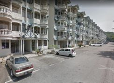 Apartment Taman Cheng Ria, Cheng, Melaka (Level 3)
