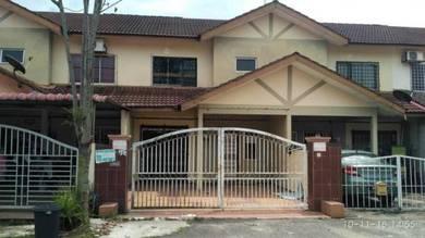 2 Storey Terrace House in Taman Serendah Makmur, Serendah, Selangor