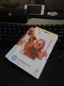 Sprocket Plus HP Photo Paper