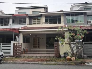 Double Storey Fully Furnished & Renovated House