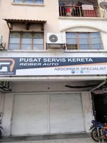 Pandan jaya shop office for sale
