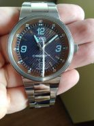 Oris Williams F1 Team Automatic Day Date Watch