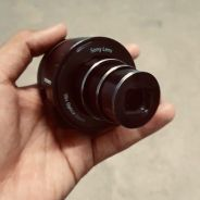 Sony Cyber Shot Lense 18.2MP Black