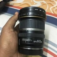 Canon EF-S 10-22mm (wide angle)