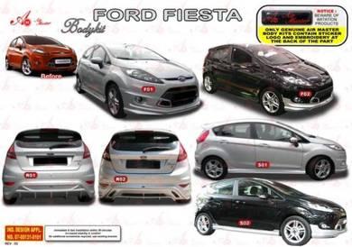 Ford Fiesta AM 08 13 bodykit body kit skirt lip