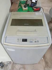 Mesin basuh 7kg. Samsung