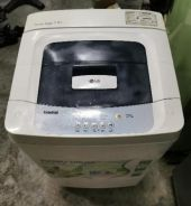 LG 7.00kg washing machine for sale