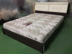 Queens Size Bed With Mattress - Katil Tilam