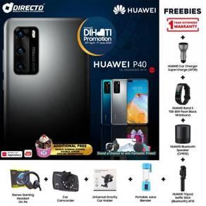 Huawei P40 (8GB RAM/128GB ROM/KIRIN 990)MYset