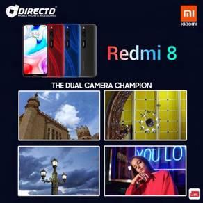 XIAOMI REDMI 8 (4GB RAM/64GB/5000mAh/SD439)-MYset