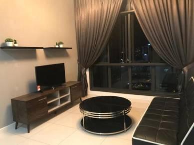 Apartment, Setia Sky 88, 2bedroom, Fully, Johor Bahru