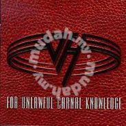 Cd VAN HALEN Unlawful Carnal Knowledge