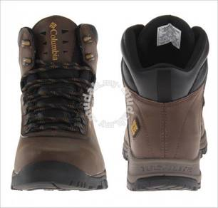Columbia outdoor climbing boots shoes slip